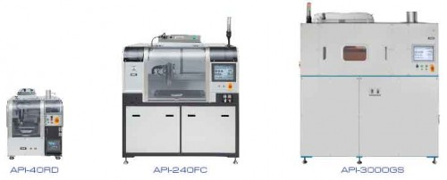High Precision Spray Coater with DLCS