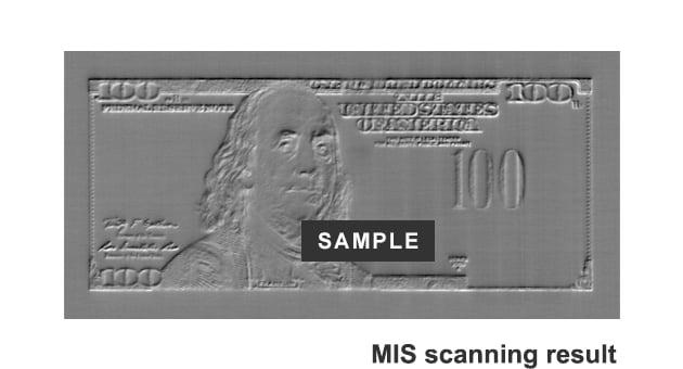 Magnetic Image Sensor (MIS)