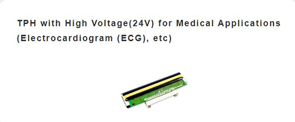 TPH with High Voltage (24) for medical applications